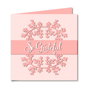 'so grateful' thank you card