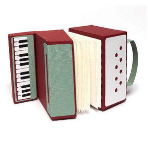 accordion 3d