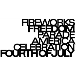 phrase: fourth of july