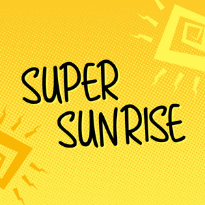super sunrise font
