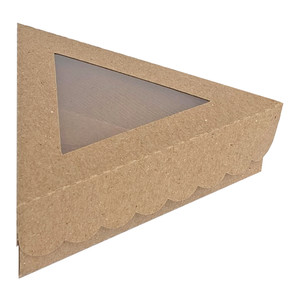 triangle scallop box