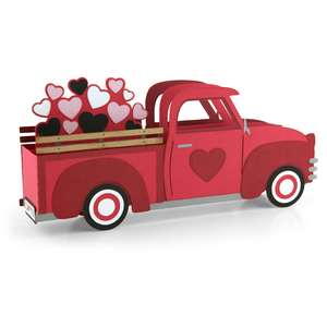 xl box card valentine truck