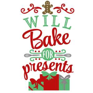 will bake for presents