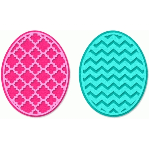 easter egg cut outs -1