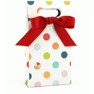 3d lori whitlock tall treat bag