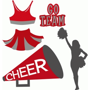 cheerleading set
