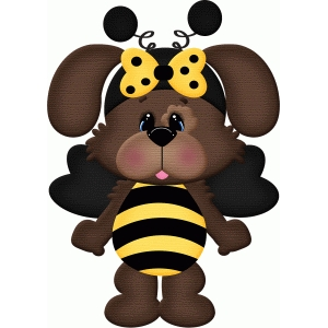 bee dog costume halloween
