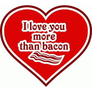phrase bacon