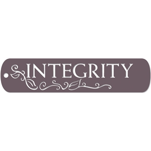 bookmark - integrity