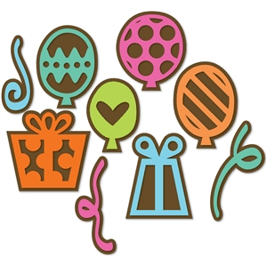 9 birthday icons