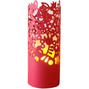 flower lace intricate papercut lantern