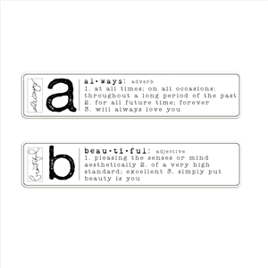 definition labels