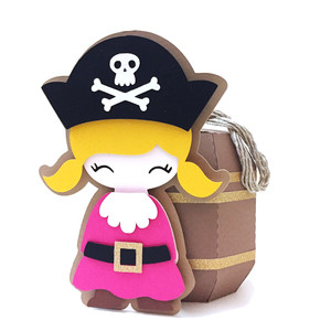 pirate girl box