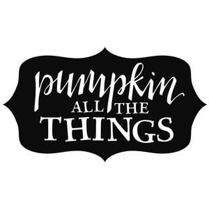 pumpkin all the things label