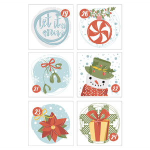 advent calendar printable (part 3)