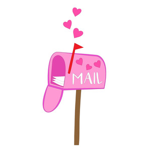 valentines mail box