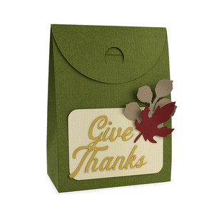 give thanks favor bag