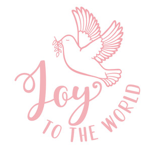 joy to the world dove
