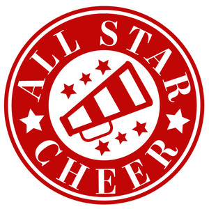 all star cheer label