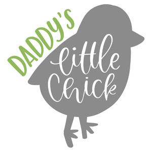 daddys little chick