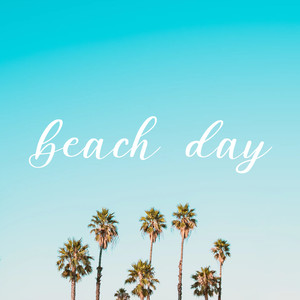 beach day font