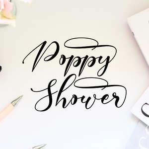 poppy shower