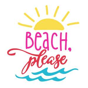 beach please phrase