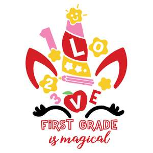 unicorn first grade is magical
