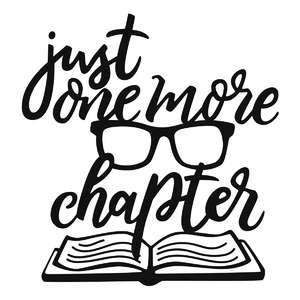 one more chapter phrase