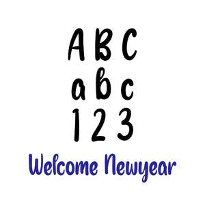 welcome newyear