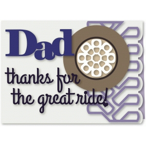 a7 father's day card great ride