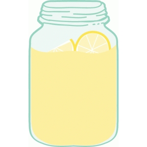 echo park lemonade jar