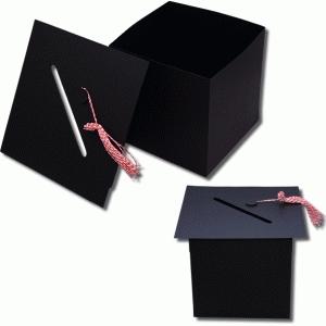 Silhouette Design Store View Design 58041 3d Graduation Hat Card Box