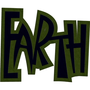 earth text