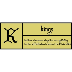k is for kings pc