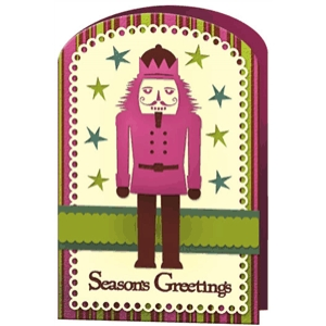 nutcracker card kit
