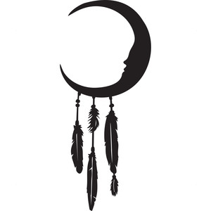 dream catcher moon