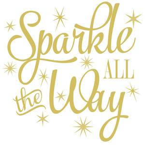 sparkle all the way
