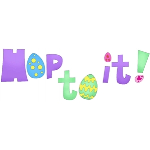 hop to it phrase