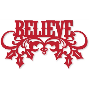 ornate believe