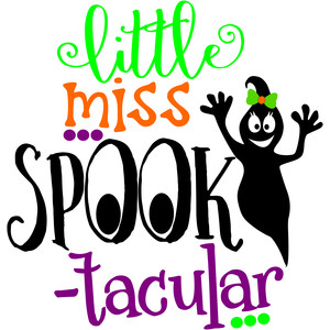 little miss spook-tacular