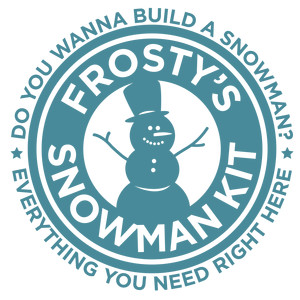 christmas ad - frosty's snowman kit