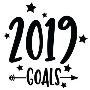 2019 goals arrow