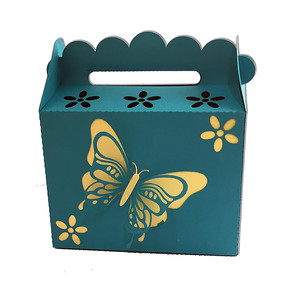 pop-up butterfly gable box