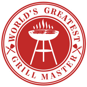 grill master label