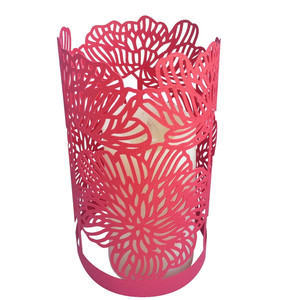 bloom and grow flower papercut lantern