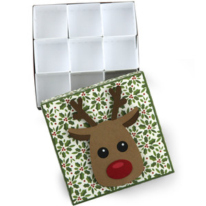 divided box reindeer