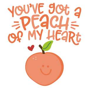 peach of my heart