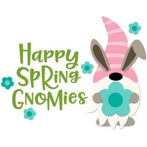 happy spring gnomies