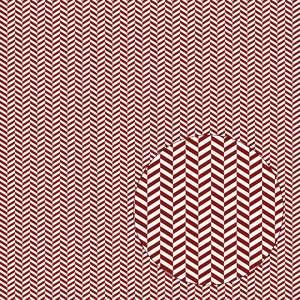 red and white herringbone seamless pattern